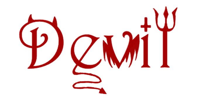 devil_word_art_by_laughterlover-d6f6bof