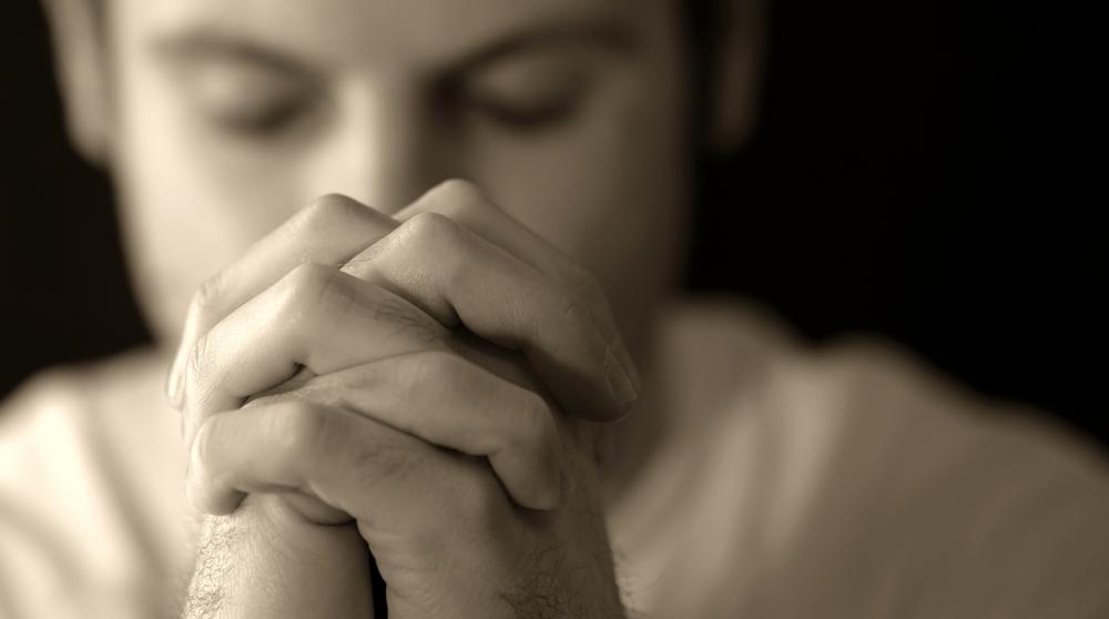 person-praying